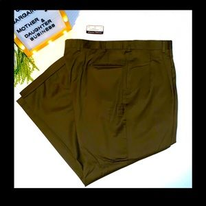 Jos A Bank Sign 100% Superfine Wool Gabardine Pant